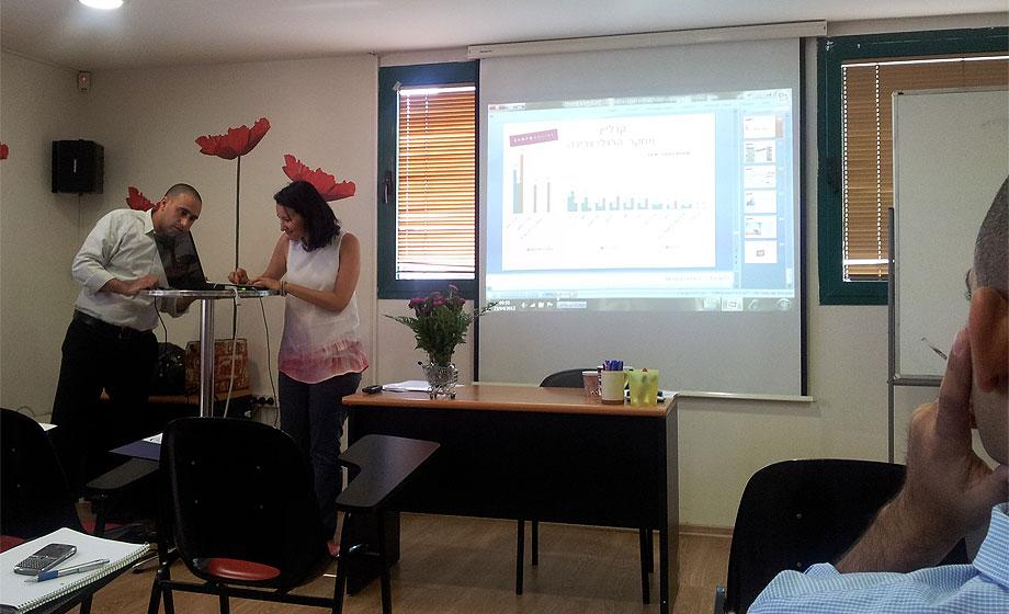 קורס קמעונאות באיגוד השיווק הישראלי