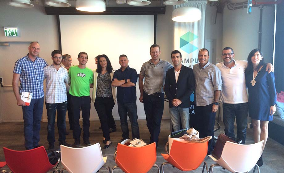 סטרטאפים בכנס גוגל עתיד הקמעונאות 2015
