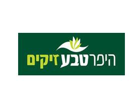 לוגו היפר טבע זיקים